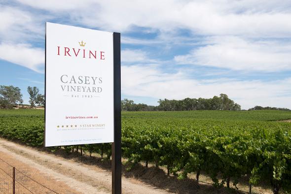 Irvine Wines 爾文酒莊