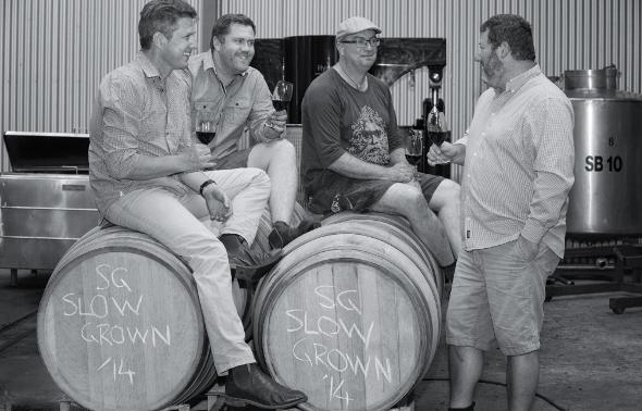 Soul Growers Wines 靈魂種植者酒莊