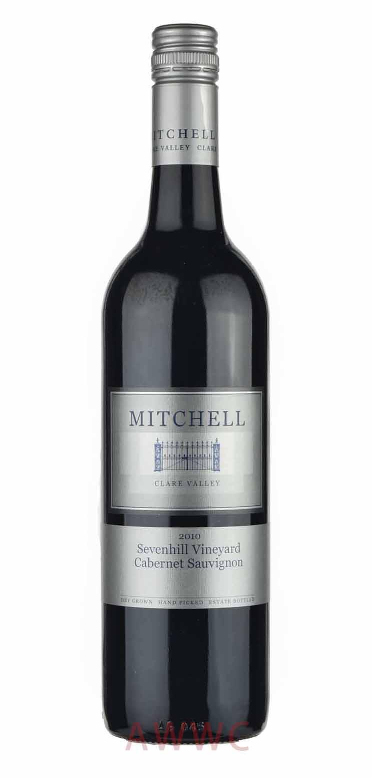 密斯西爾 Sevenhill Vineyard赤霞珠 2010