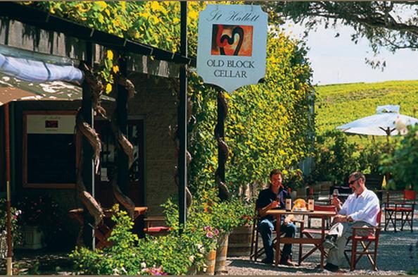 St Hallett Wines 聖荷列特酒莊