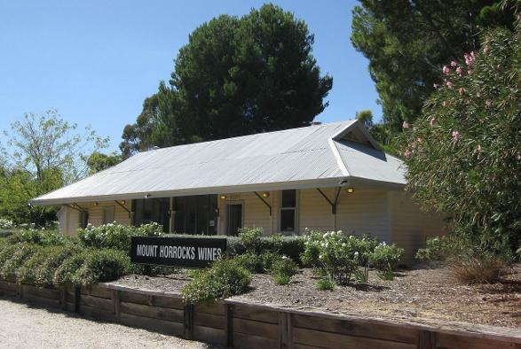 Mount Horrocks Wines 曼豪樂酒莊