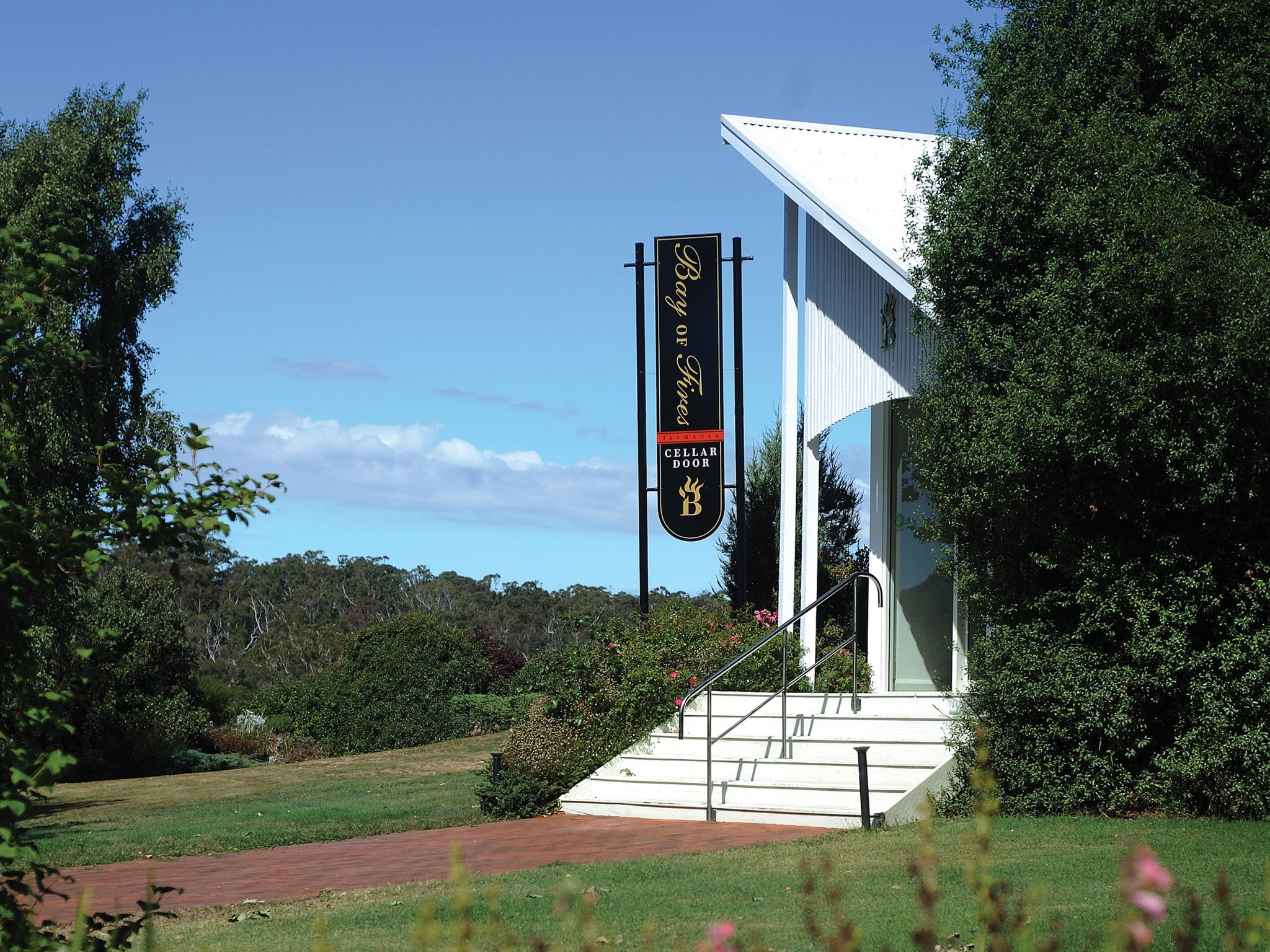 Bay of Fires Wines 火焰灣酒莊